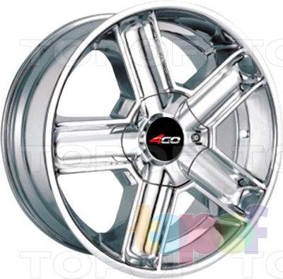 Колесные диски 4GO P-5047