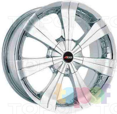 Колесные диски 4GO P-7007. Изображение модели #1