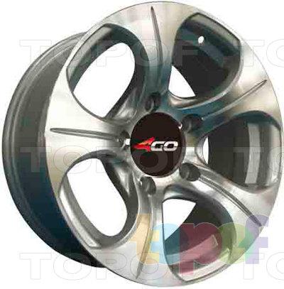 Колесные диски 4GO RV009. Изображение модели #1