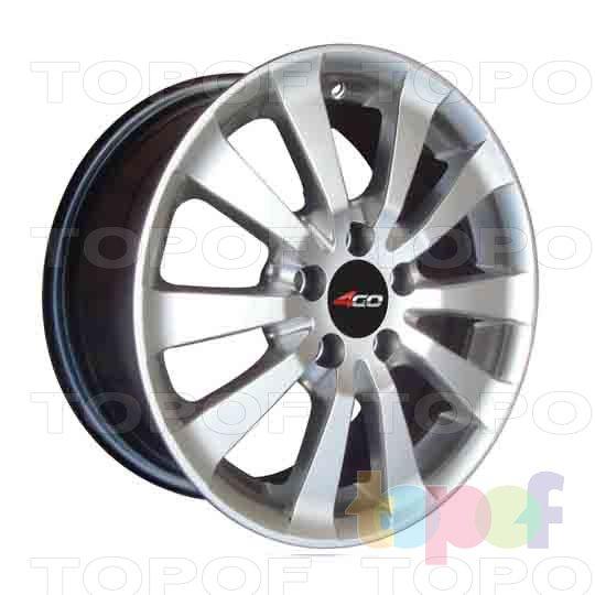 Колесные диски 4GO RV113. Изображение модели #1