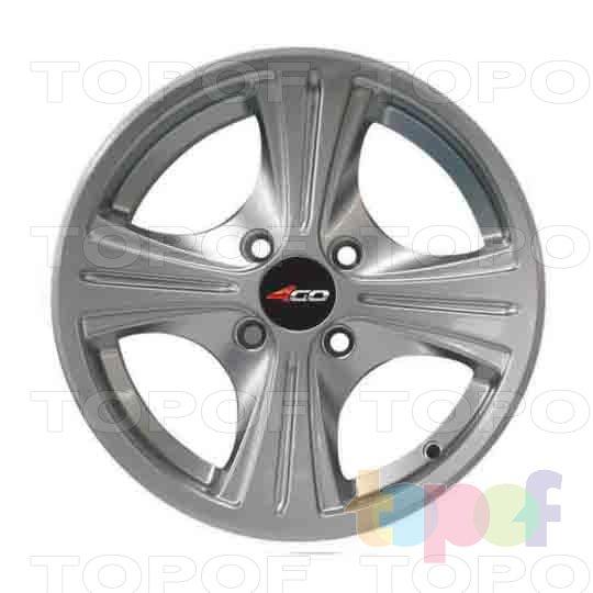Колесные диски 4GO RV401. Изображение модели #1
