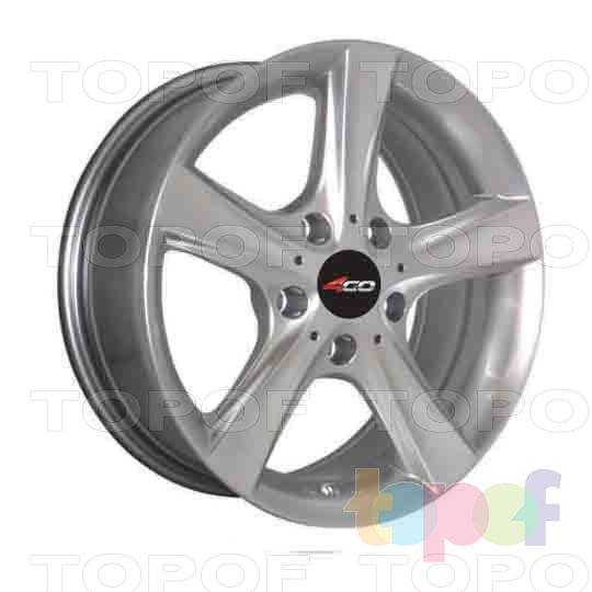 Колесные диски 4GO RV507. Изображение модели #1
