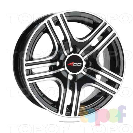 Колесные диски 4GO RV540. Изображение модели #1