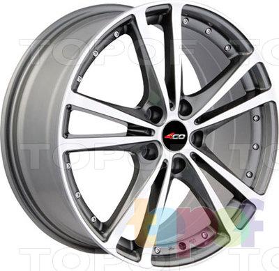 Колесные диски 4GO SD-119 6.5x15 5*112 ET45 d.66.6 GMMF