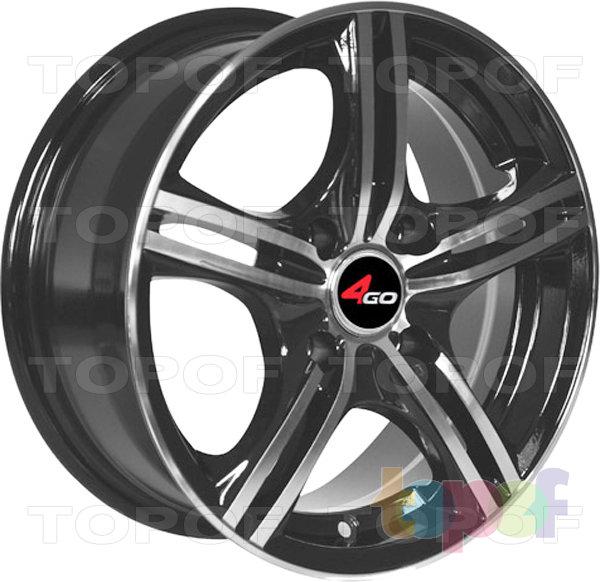 Колесные диски 4GO YQ1