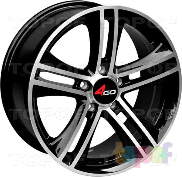 Колесные диски 4GO YQ14
