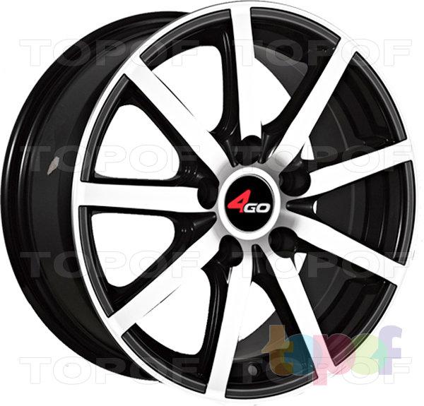 Колесные диски 4GO YQ5