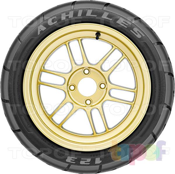 Шины Achilles 123 (rally). Изображение модели #5