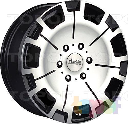 Колесные диски Advanti Atlas MI565. Изображение модели #1