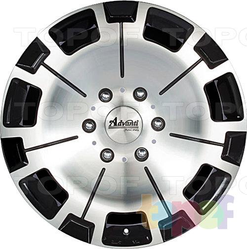 Колесные диски Advanti Atlas MI565. Изображение модели #2