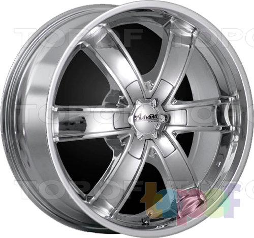 Колесные диски Advanti Cratos SJ18. Изображение модели #1