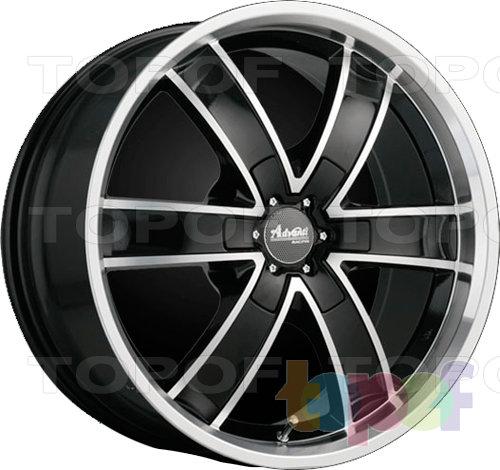 Колесные диски Advanti Cratos SJ18. Изображение модели #2