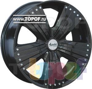 Колесные диски Advanti D259. Изображение модели #1