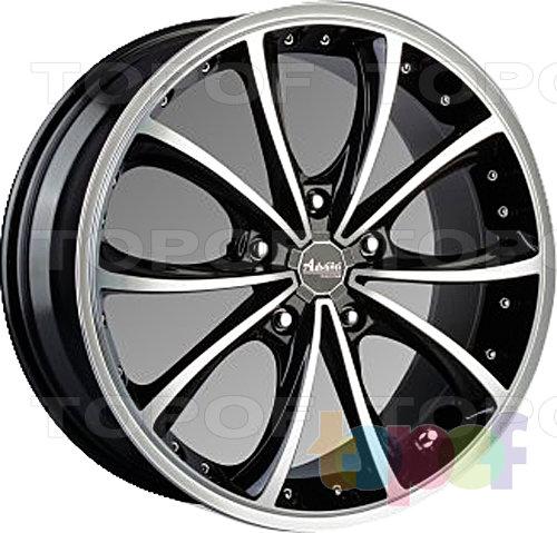 Колесные диски Advanti Eros I SJ15. Изображение модели #1