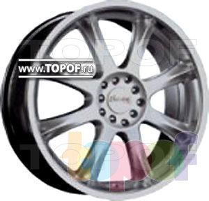 Колесные диски Advanti F296. Изображение модели #1