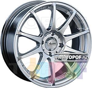 Колесные диски Advanti F6009. Изображение модели #1