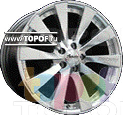 Колесные диски Advanti F6526. Изображение модели #1