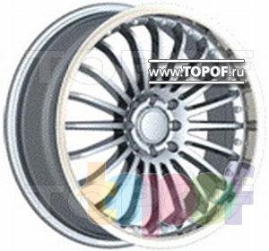 Колесные диски Advanti F6550. Изображение модели #1