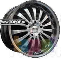 Колесные диски Advanti F6555. Изображение модели #1