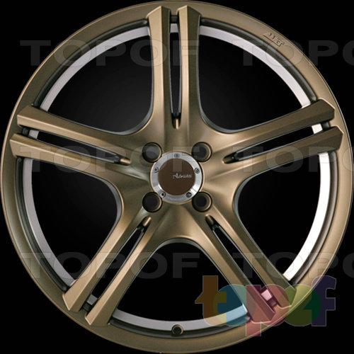 Колесные диски Advanti Globar N990. Изображение модели #4