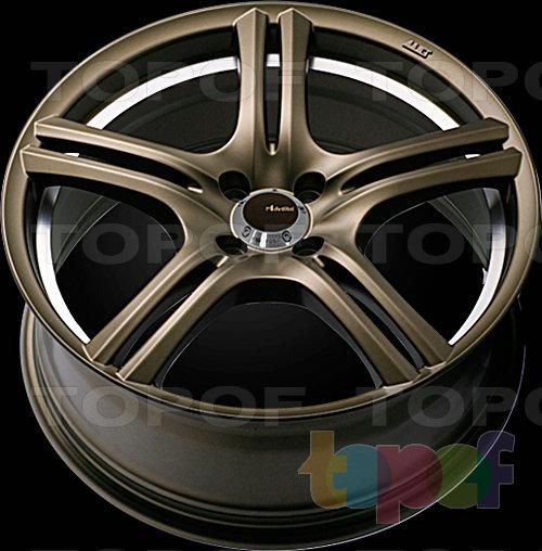 Колесные диски Advanti Globar N990. Изображение модели #7