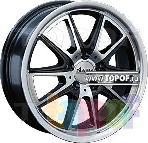 Колесные диски Advanti M7507. Изображение модели #1