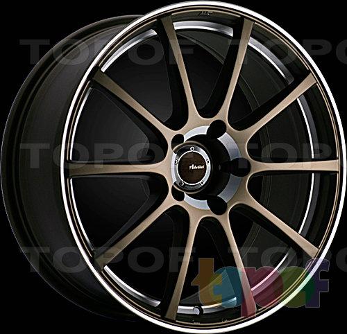 Колесные диски Advanti Nebullar N993. Изображение модели #2