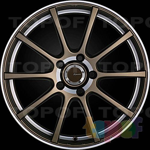 Колесные диски Advanti Nebullar N993. Изображение модели #5