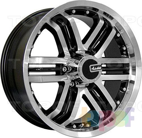 Колесные диски Advanti Noize M8551. Изображение модели #1