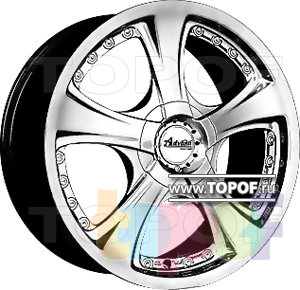 Колесные диски Advanti S233. Изображение модели #1