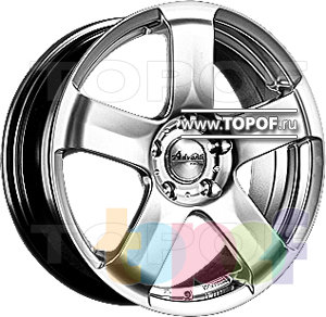 Колесные диски Advanti S280. Изображение модели #1