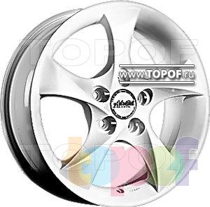 Колесные диски Advanti S290. Изображение модели #1
