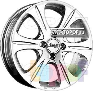 Колесные диски Advanti S317. Изображение модели #1