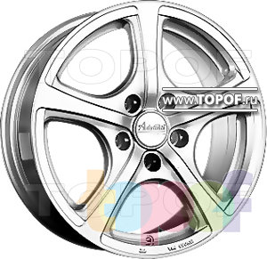 Колесные диски Advanti S323. Изображение модели #1