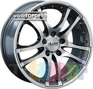 Колесные диски Advanti S6001. Изображение модели #1