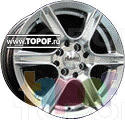 Колесные диски Advanti S6521. Изображение модели #1