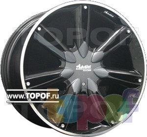 Колесные диски Advanti SE25. Изображение модели #1