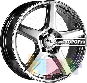 Колесные диски Advanti SF62. Изображение модели #1
