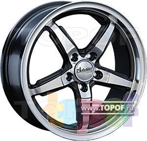 Колесные диски Advanti SG39. Изображение модели #1
