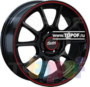 Колесные диски Advanti SG40. Изображение модели #1
