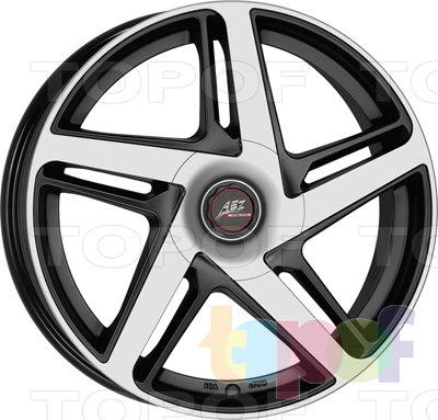 Колесные диски AEZ AirBlade. Изображение модели #3