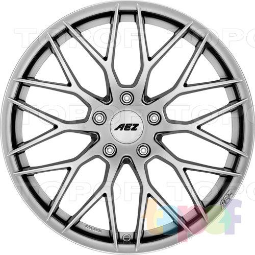 Колесные диски AEZ Antigua. Изображение модели #2