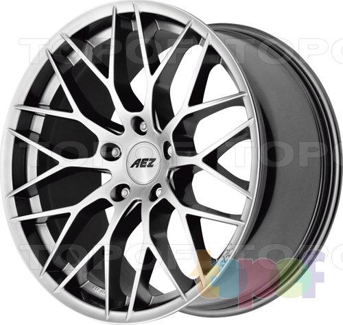 Колесные диски AEZ Antigua. Изображение модели #3