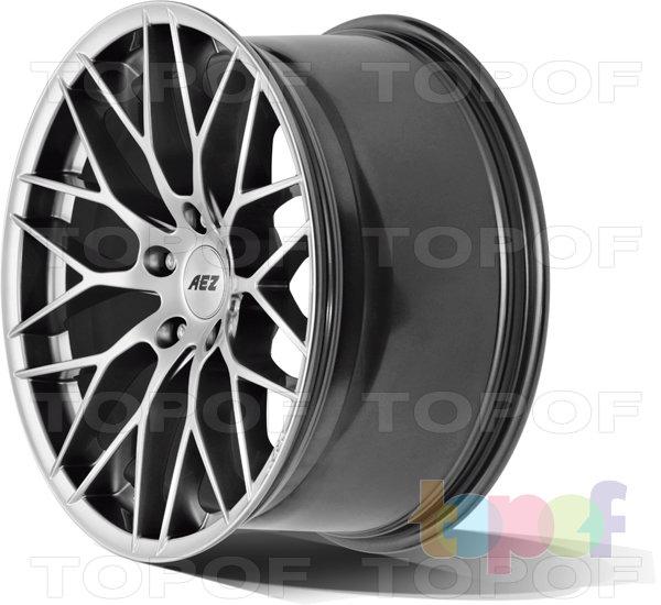 Колесные диски AEZ Antigua. Изображение модели #4