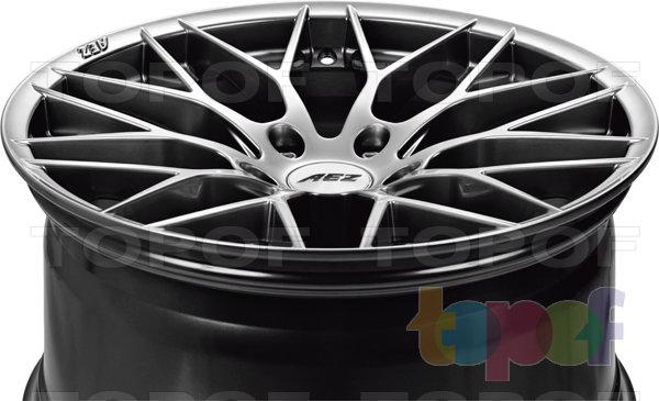 Колесные диски AEZ Antigua. Изображение модели #5
