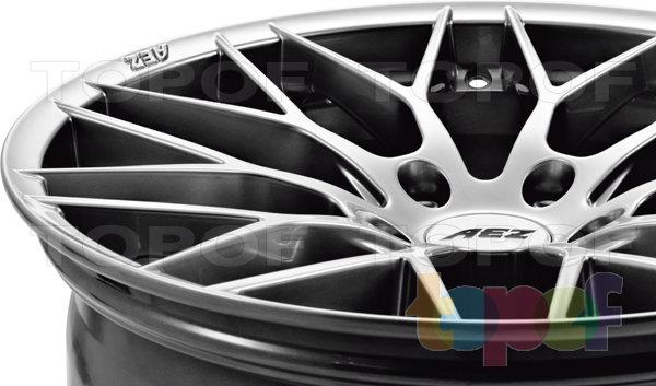Колесные диски AEZ Antigua. Изображение модели #7