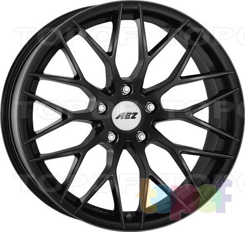 Колесные диски AEZ Antigua dark. Изображение модели #1