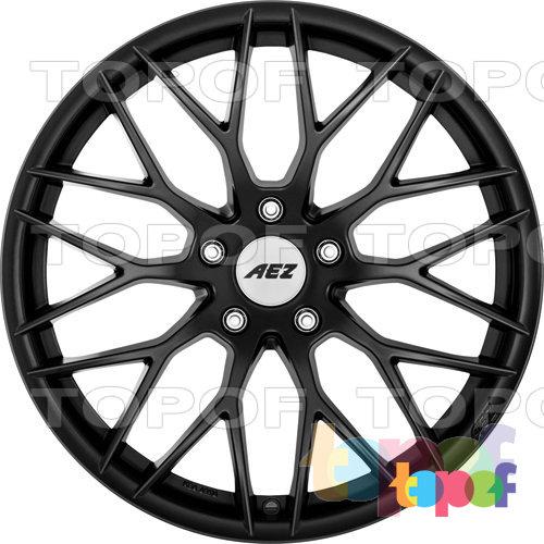 Колесные диски AEZ Antigua dark. Изображение модели #2