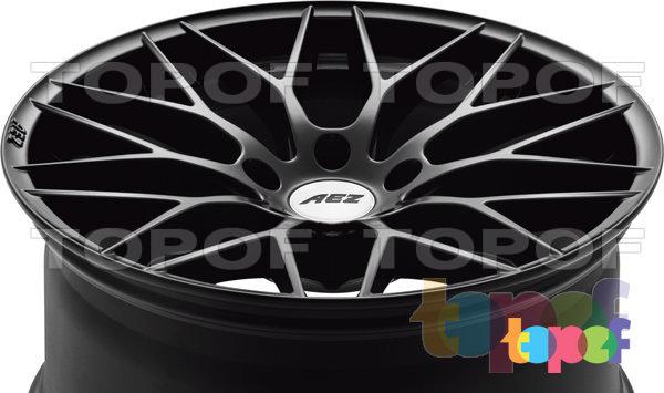 Колесные диски AEZ Antigua dark. Изображение модели #3