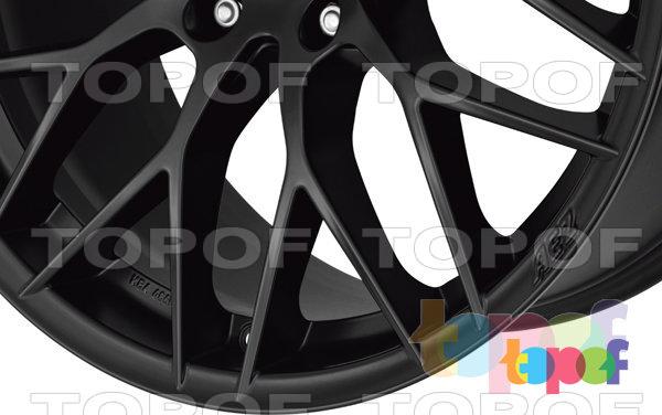 Колесные диски AEZ Antigua dark. Изображение модели #5